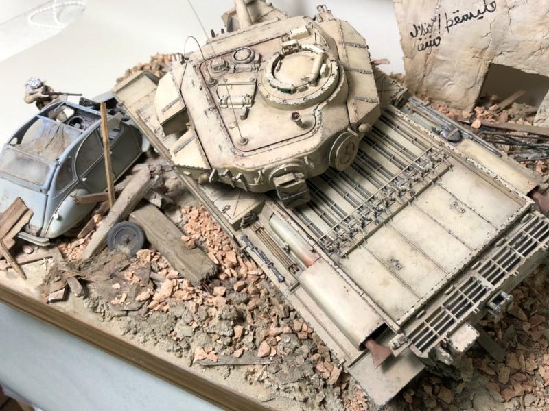 Centurion der israelischen Armee - 1/25 Tamiya Img_9115