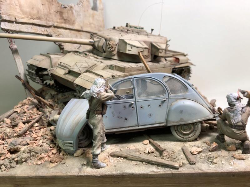 Centurion der israelischen Armee - 1/25 Tamiya Img_9116