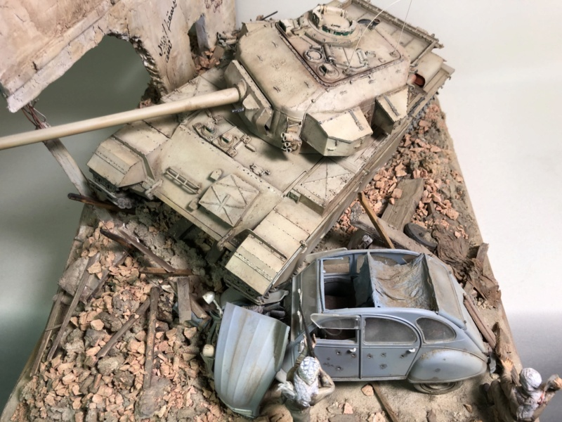 Centurion der israelischen Armee - 1/25 Tamiya Img_9118