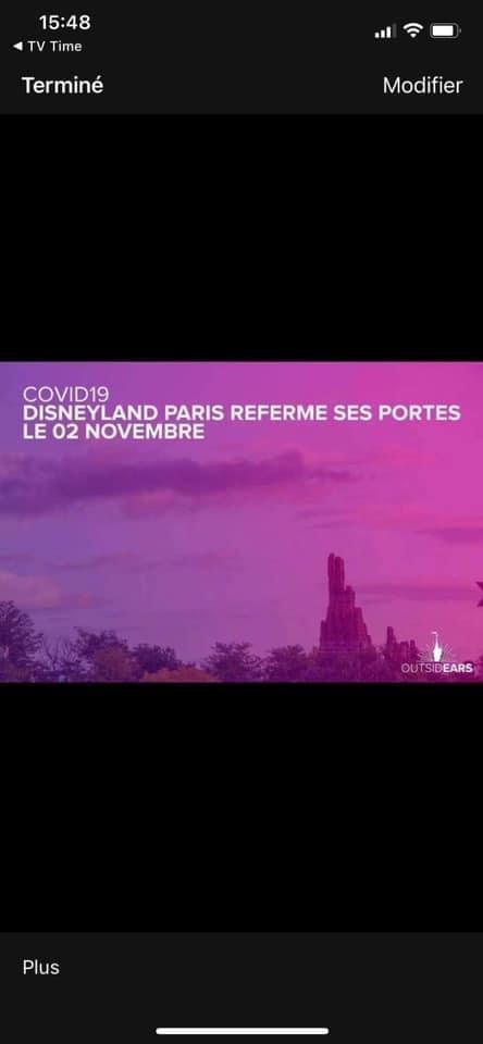 Disneyland Paris ouvert pendant la COVID-19 (juillet-octobre 2020) - Page 28 25e35010