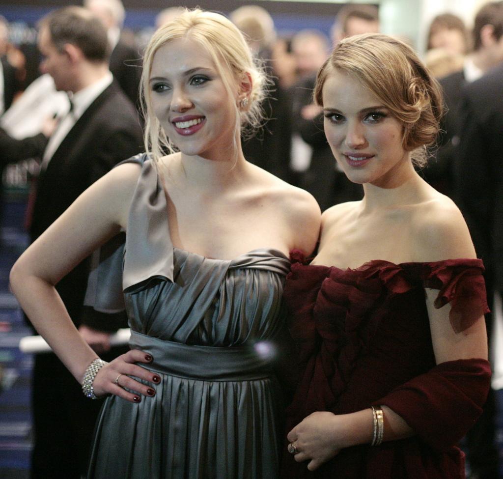 ¿Cuánto mide Scarlett Johansson? - Altura - Real height 56864_10