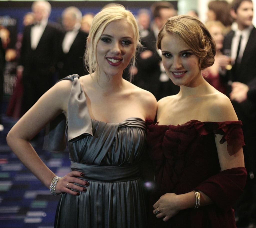 ¿Cuánto mide Scarlett Johansson? - Altura - Real height 57017_10
