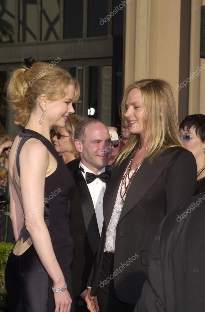 ¿Cuánto mide Nicole Kidman? - Altura - Real height Deposi10