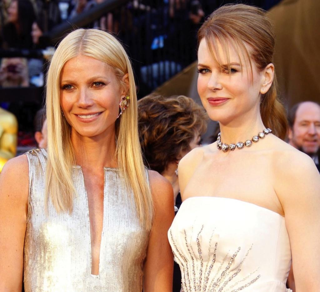 ¿Cuánto mide Nicole Kidman? - Altura - Real height Gettyi15