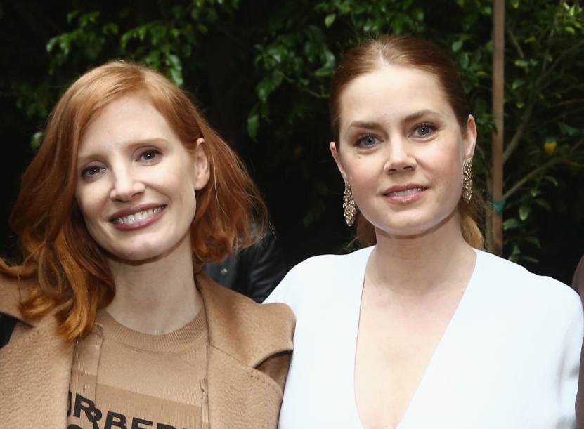 ¿Cuánto mide Jessica Chastain? - Real height Gettyi21