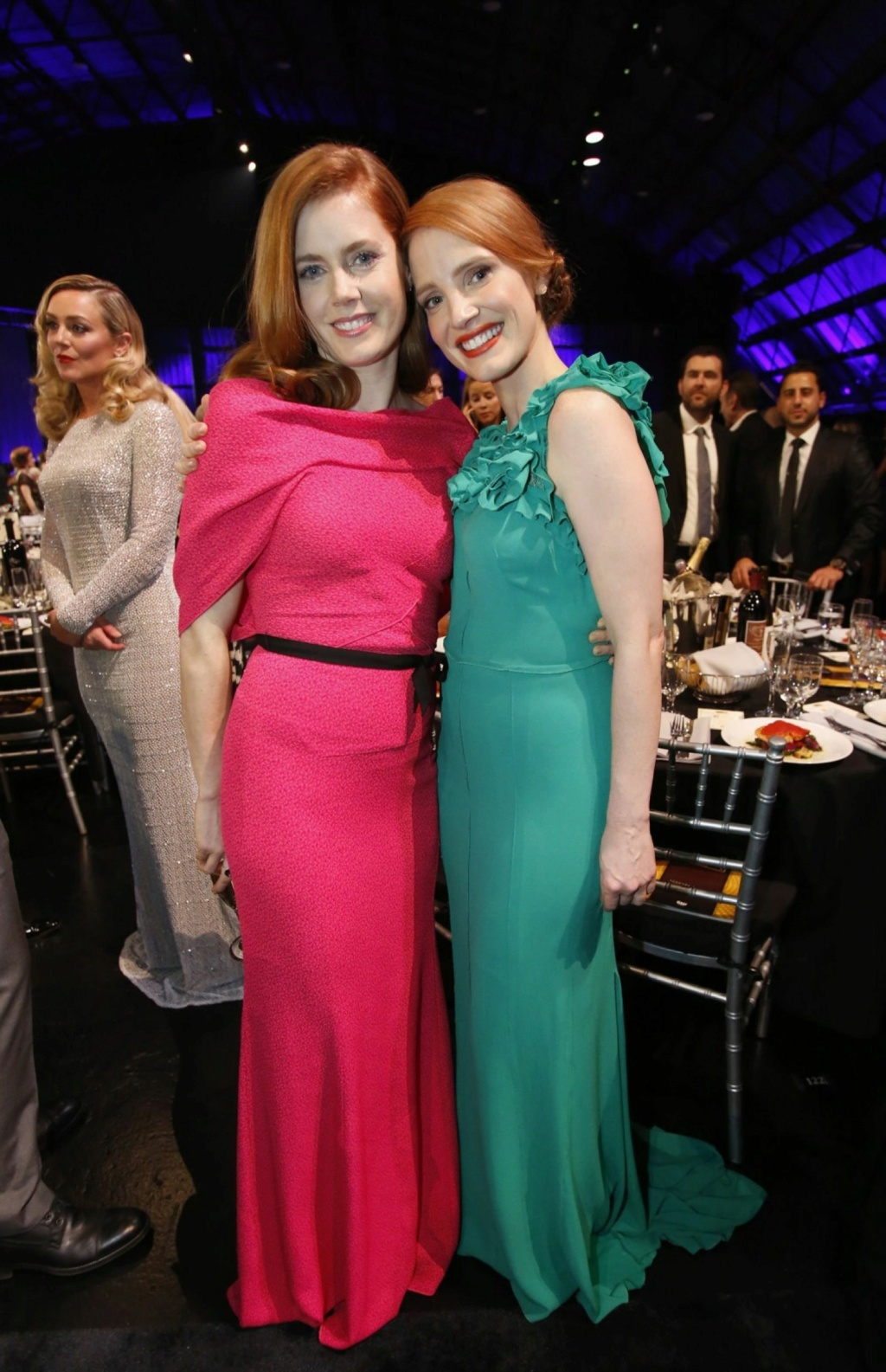 ¿Cuánto mide Jessica Chastain? - Real height Hq-11411