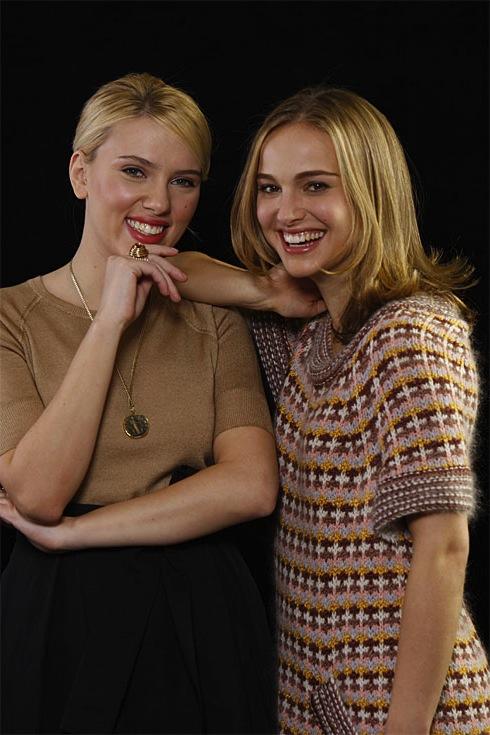 ¿Cuánto mide Scarlett Johansson? - Altura - Real height Nat_sc10