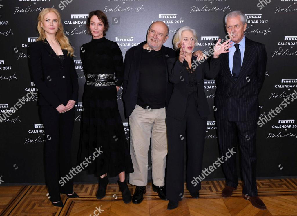 ¿Cuánto mide Nicole Kidman? - Altura - Real height Pirell10