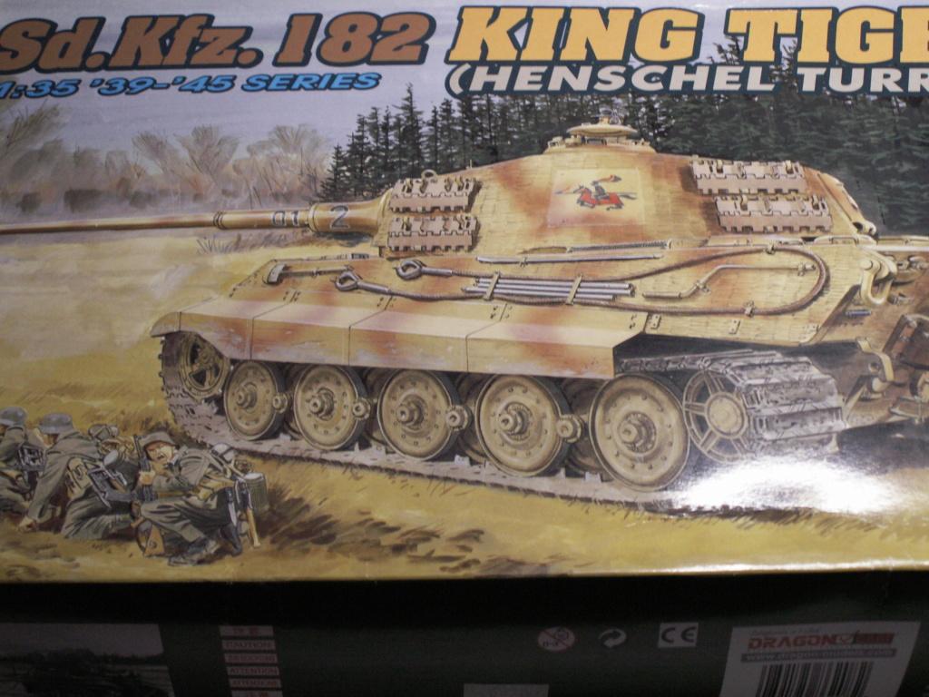 Königtiger 1:35 Dragon  Ardennes 1944  Pict0066