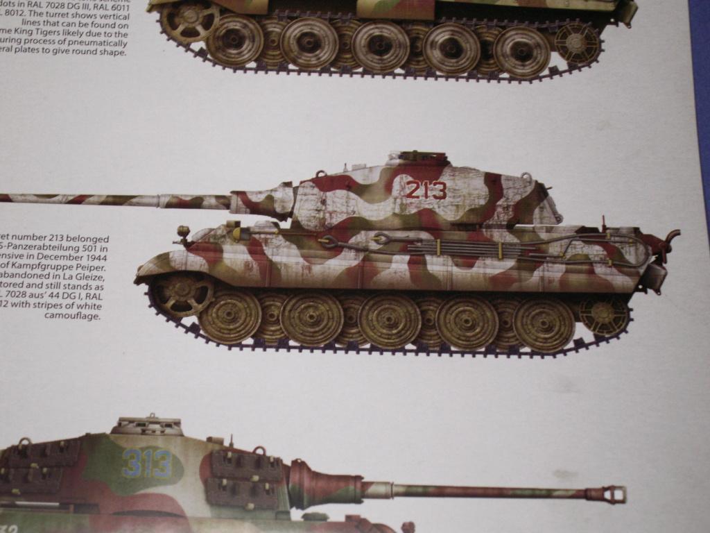 Königtiger 1:35 Dragon  Ardennes 1944  Pict0070