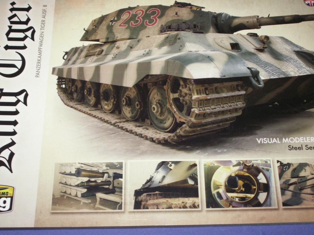 Königtiger 1:35 Dragon  Ardennes 1944  Pict0071
