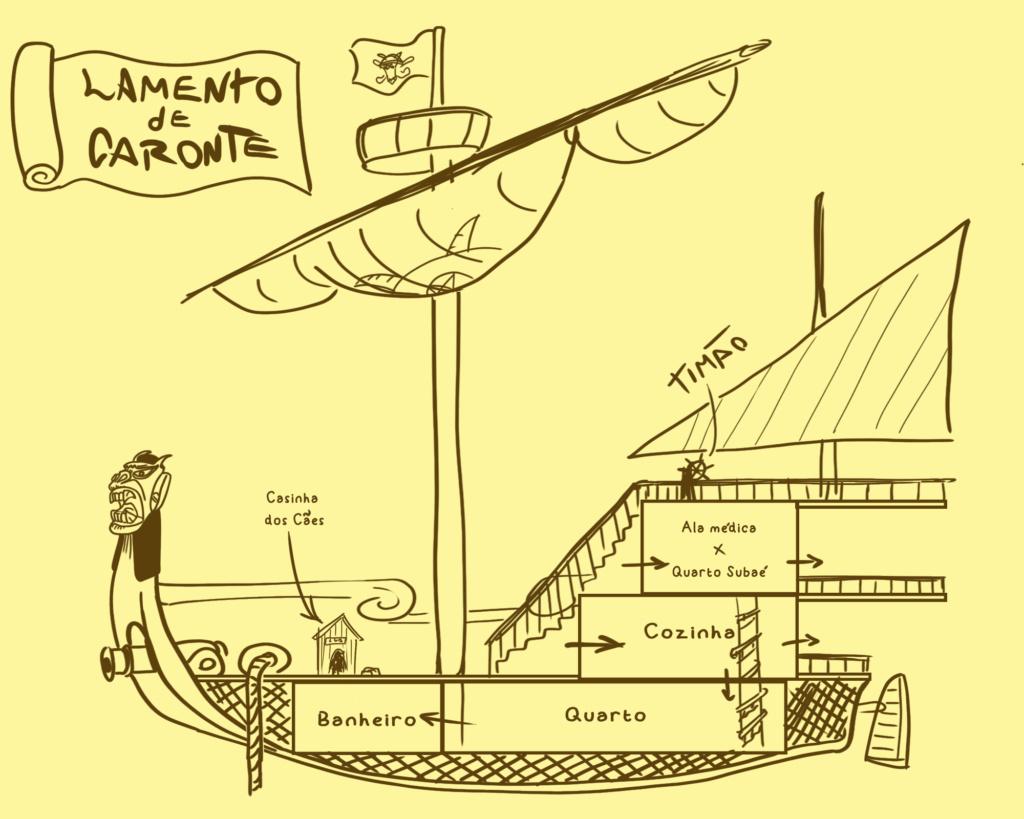 Cabras da Peste, vol 2- Tacando merda no ventilador - Página 7 Planta10
