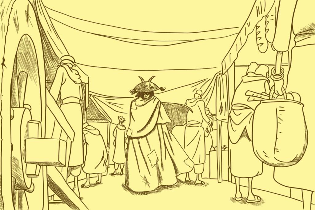 Cabras da Peste, vol 1- Amanhecer do Sul Post_110
