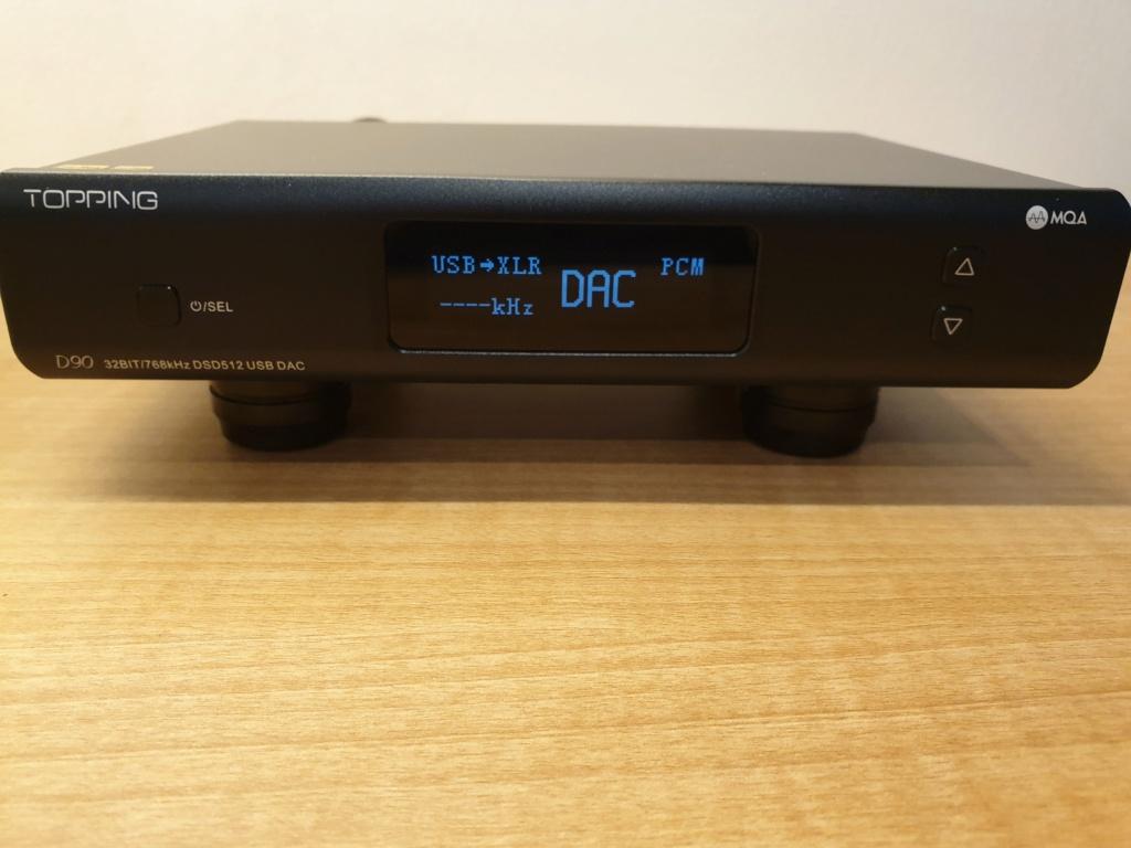 Topping D90 MQA Dac - SOLD 20210310