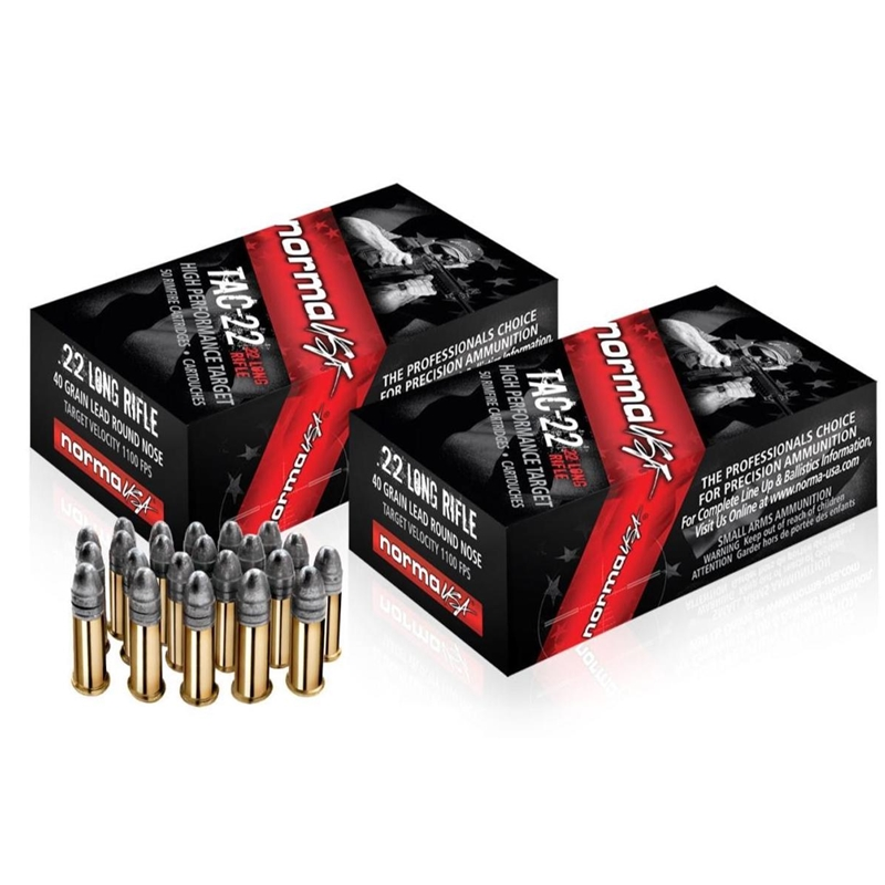 Norma 22 LR 40gr Tac-22 Price increase Normat10