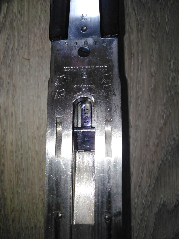 Fusil charlin grande clé canon 18.3 4 tigre 16155412