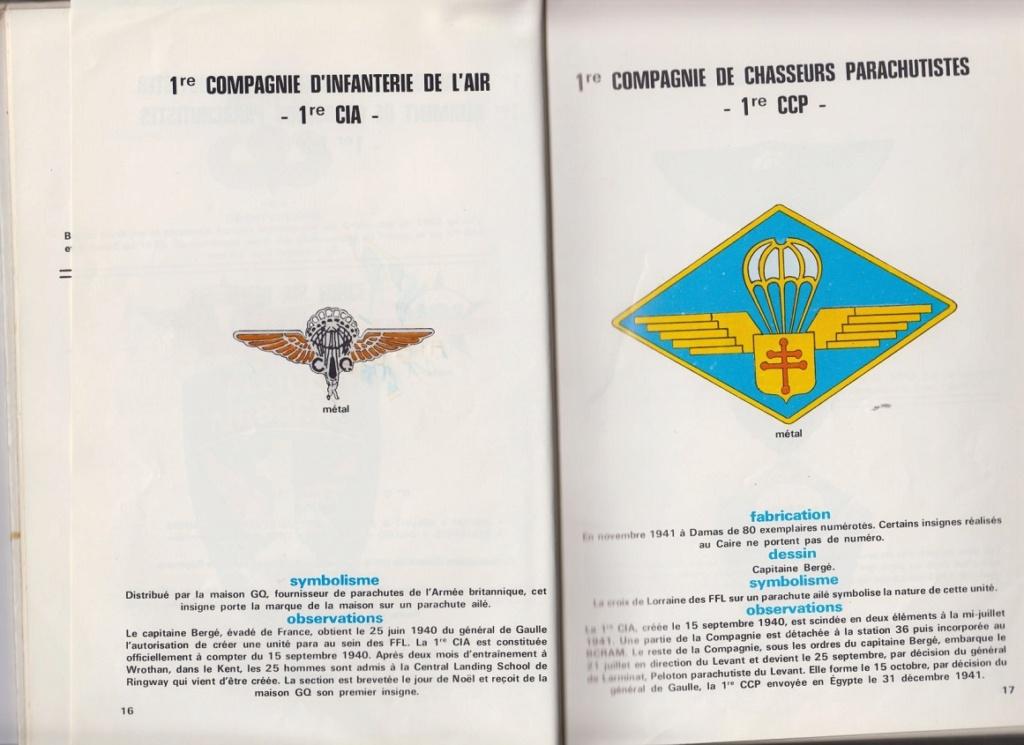 Insignes des troupes aéroportées Françaises  21_112