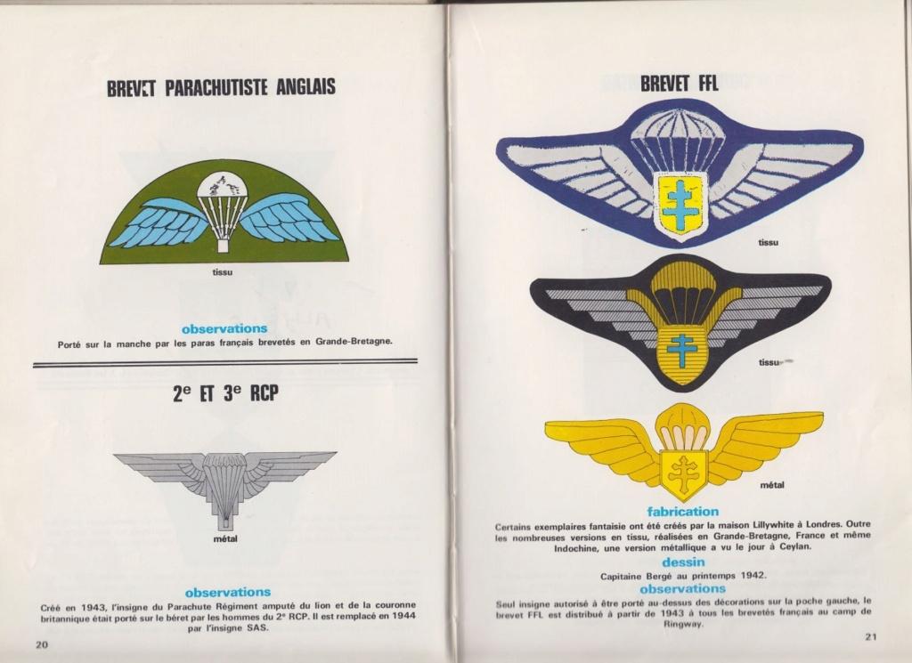 Insignes des troupes aéroportées Françaises  21_310