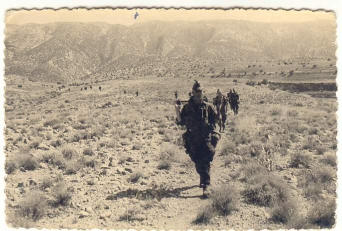 Le G.C.P. fer de lance de la 11ème Brigade Parachutiste 55555510