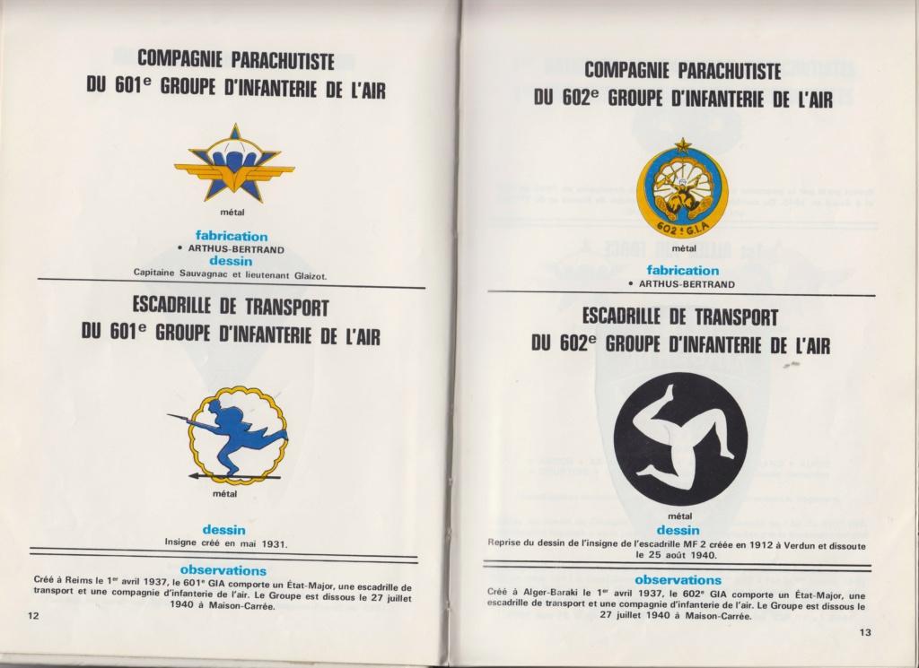Insignes des troupes aéroportées Françaises  Second10