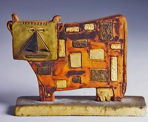 fantasy animal figurine Fanton10