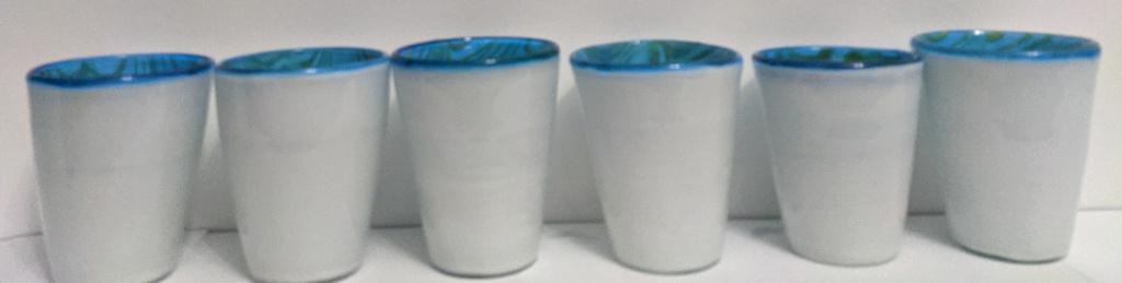 set of 6 handmade glasses Pxl_2022