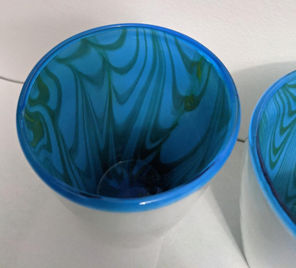 set of 6 handmade glasses Pxl_2026