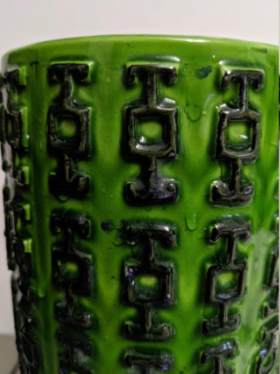 large green Italian vase Pxl_2029