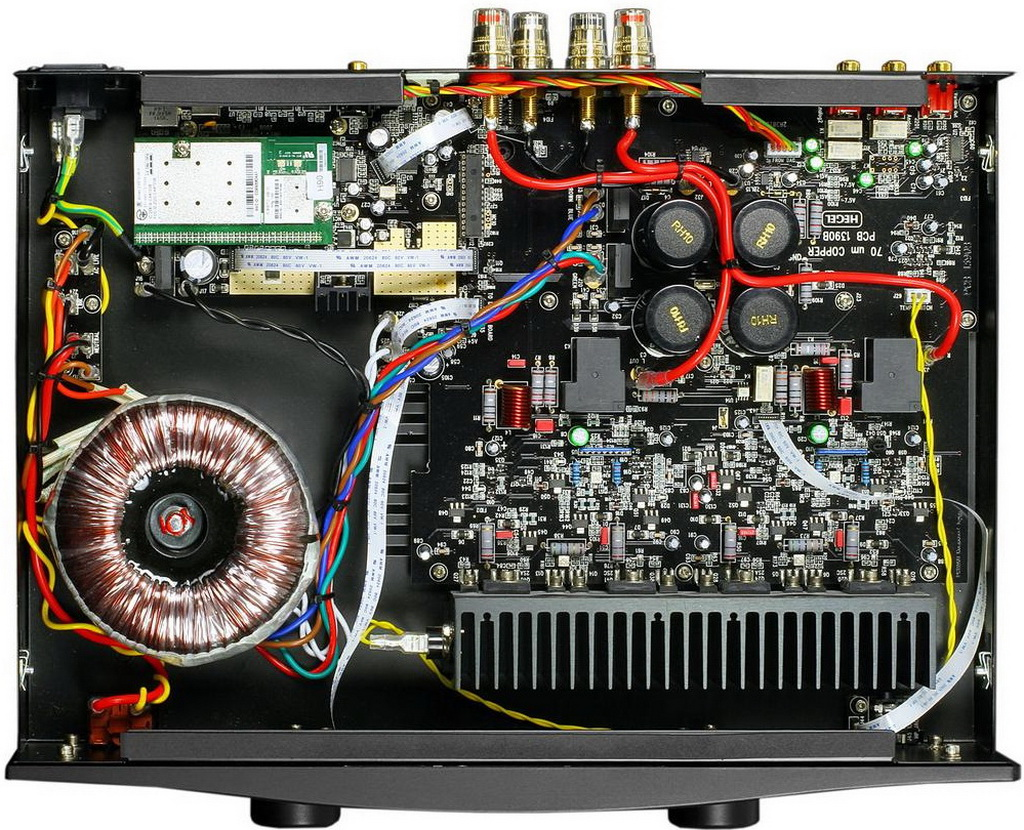 Hegel H90 Integrated Amp (Used) Ebd4d910