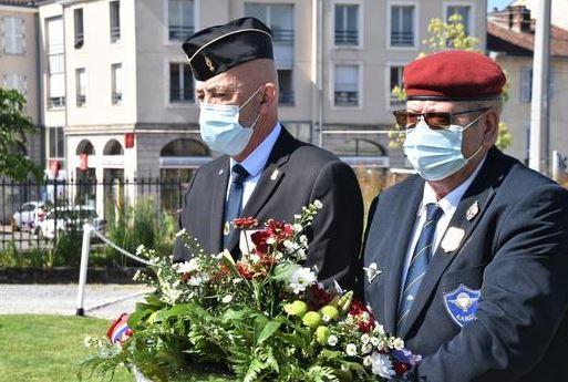 cérémonie du 08 juin 2021 à Limoges. Db10