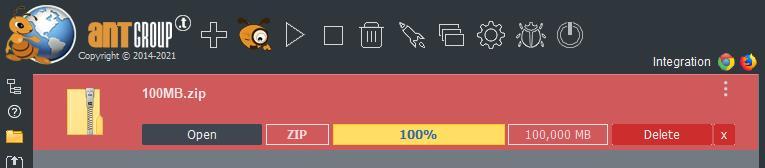 Request, please change: [Delete] [X] in main download window Downlo10