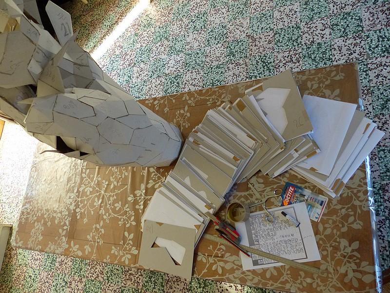 Peugeotfast Papercraft Bonjour ... - Page 2 P1380210