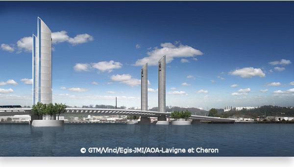 Première mondiale : 2011, le pont à haubans et tablier courbe de Térénez Pont-b10