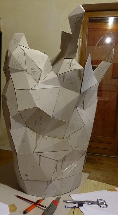 Peugeotfast Papercraft Bonjour ... - Page 2 Taliba17
