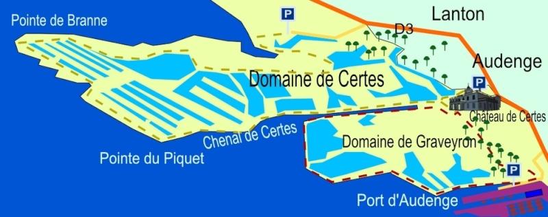 Domaine de Certes et de Graveyron Domain10