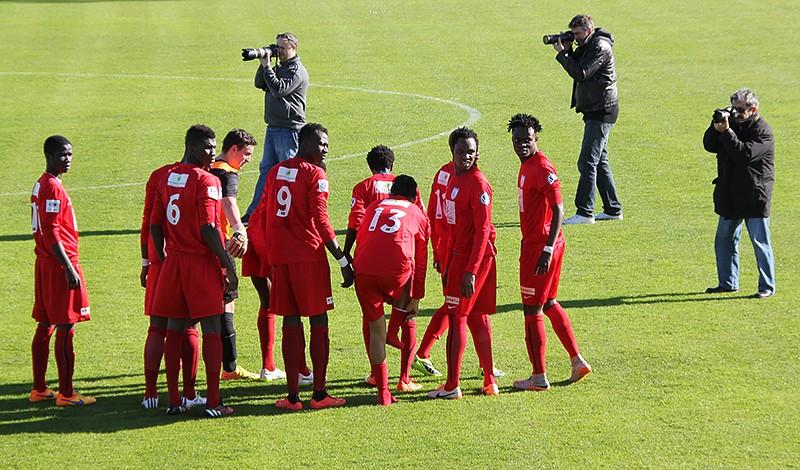 FC Sète / MARVEJOLS Aa0110