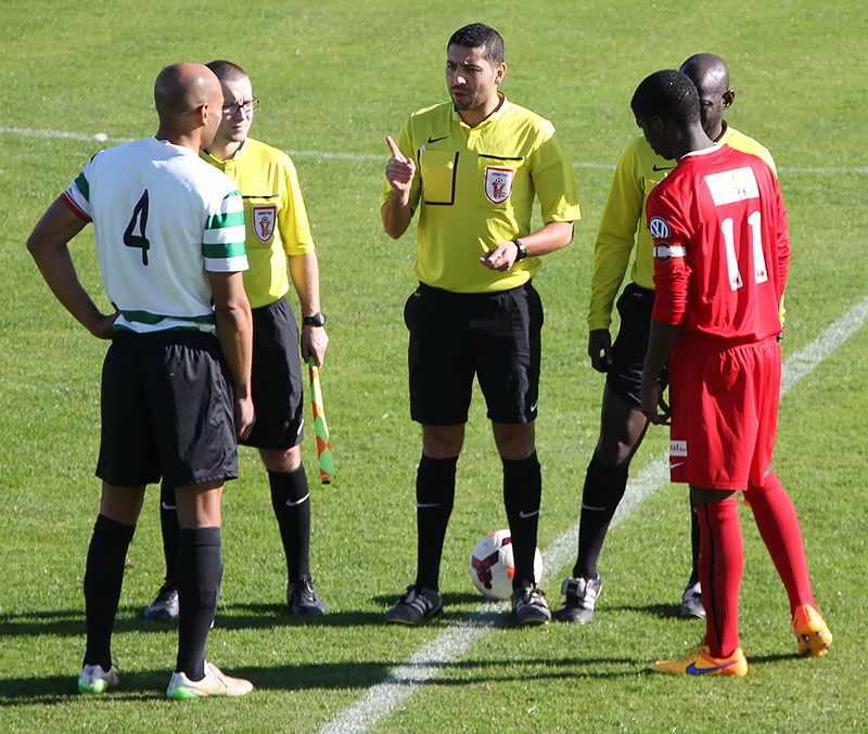 FC Sète / MARVEJOLS Aa0210