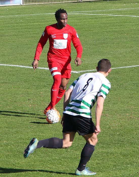 FC Sète / MARVEJOLS Aa0410