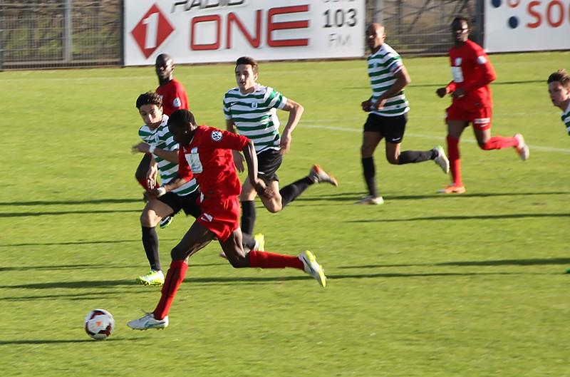 FC Sète / MARVEJOLS Aa0910