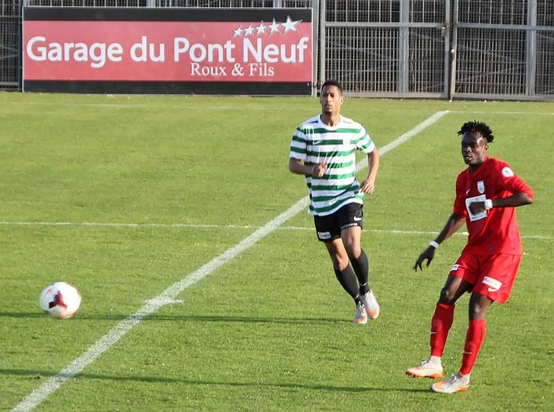 FC Sète / MARVEJOLS Aa1010