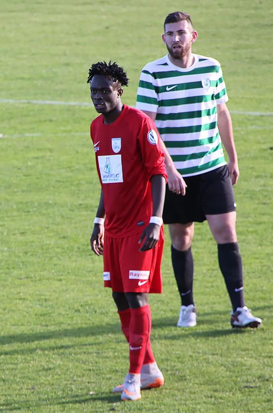 FC Sète / MARVEJOLS Aa1110