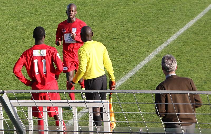FC Sète / MARVEJOLS Aa1310