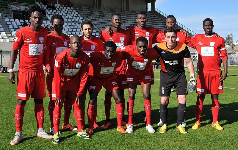 FC Sète / MARVEJOLS Asete011