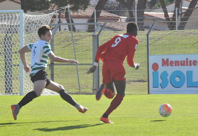 FC Sète / MARVEJOLS Asete012
