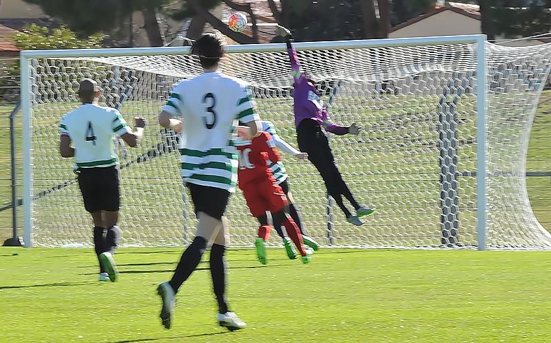 FC Sète / MARVEJOLS Asete013