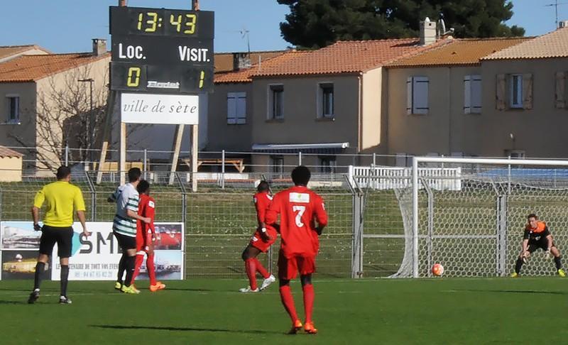 FC Sète / MARVEJOLS Asete015
