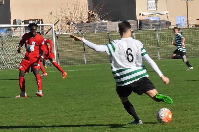 FC Sète / MARVEJOLS Asete016
