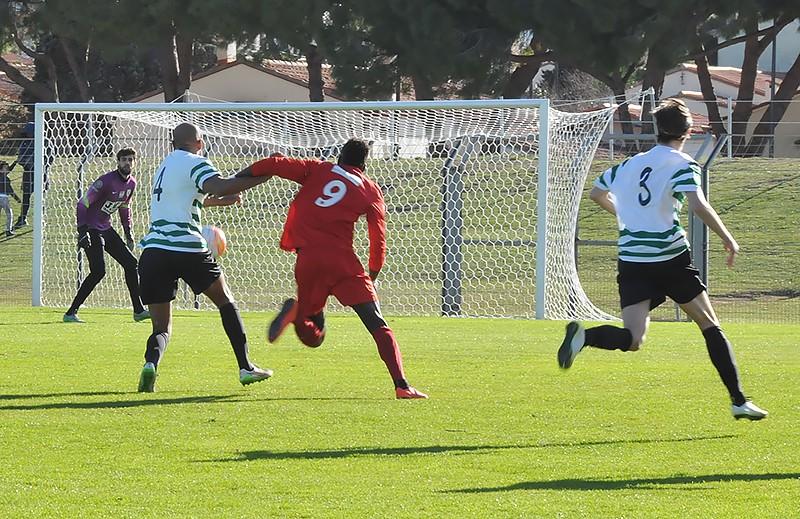 FC Sète / MARVEJOLS Asete017