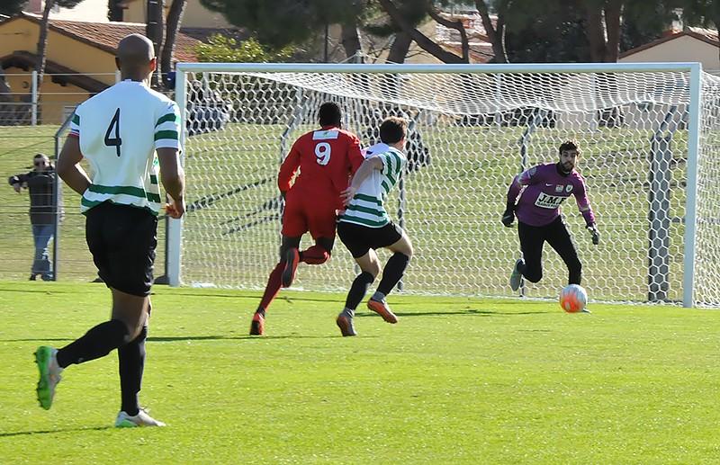 FC Sète / MARVEJOLS Asete110