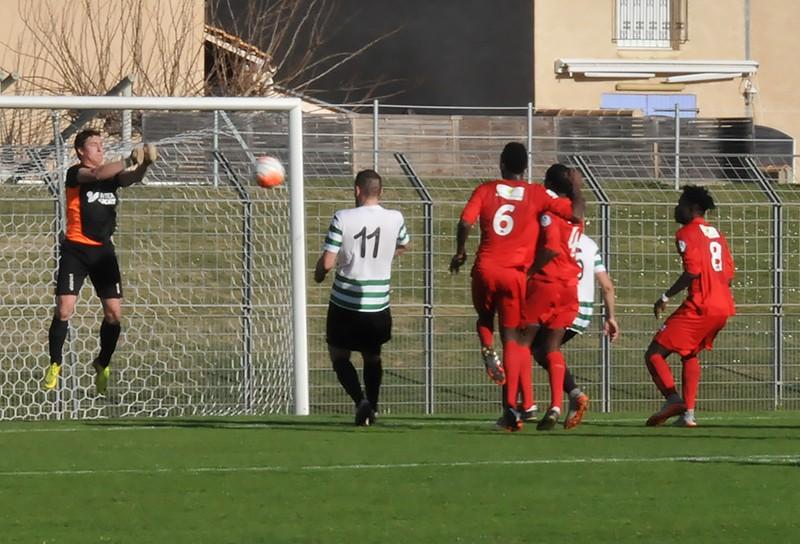 FC Sète / MARVEJOLS Asete113